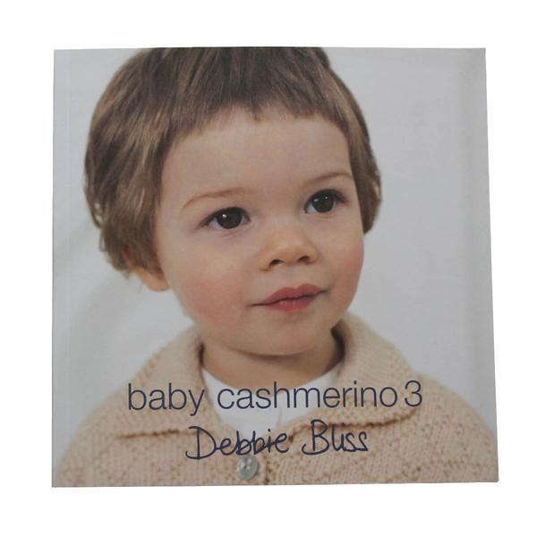 BABY CASHMERINO 3 - book of knitting patterns by Debbie Bliss – TUPPY'S AUSSIE FABRICS