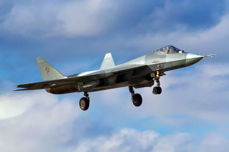 Russia Says Its MiG-41 Fighter Will Fly in Outer Space