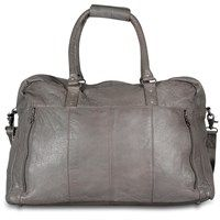 Depeche - Saint Tropez Glam Travel Bag 11388 - Summer Grey