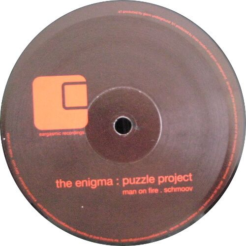 The Enigma - Puzzle Project