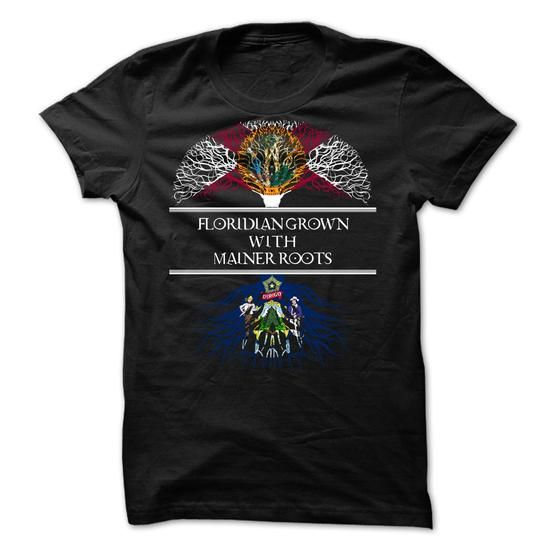FLORIDA GROWN MAINE ROOTS SPECIAL 2015 - #tshirt style #aztec sweater. LIMITED TIME => https://www.sunfrog.com/Valentines/FLORIDA-GROWN-MAINE-ROOTS-SPECIAL-2015.html?68278