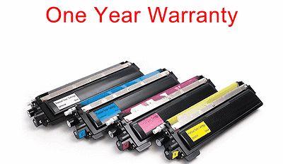 Black&color REPLACEMENT Brother laser printer Ink toner cartridge TN210 BK/C/M/Y