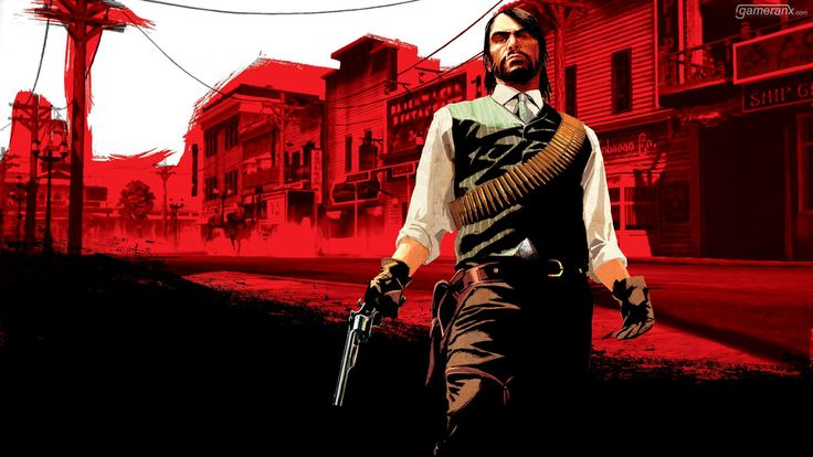 Red Dead Redemption HighDef Wallpapers