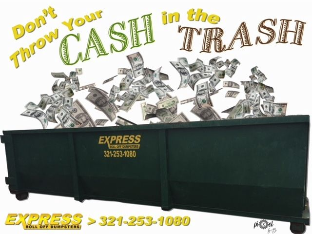 Cheap Dumpster Rental Roll Off Dumpster Prices Express Roll Off Dumpster Rental Roll Off Dumpster Dumpster