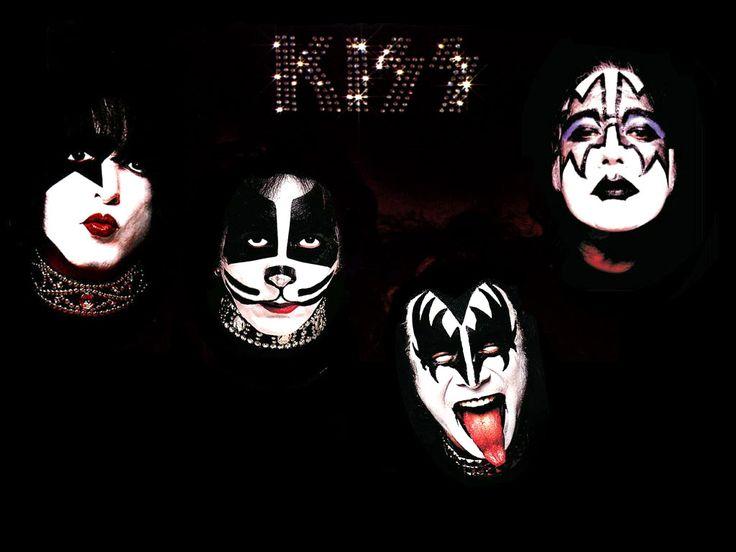 Kiss Band | Wallpapers de bandas de Rock y Metal. - 33m - imagenes