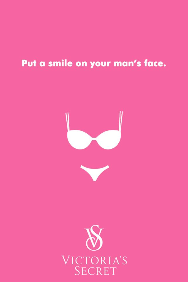 Creative Print Ads, 365 Day Copywriting Challenge - Victoria's Secret