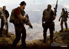 Ghost Recon Wildlands Gets Expansive As It Goes Open-World