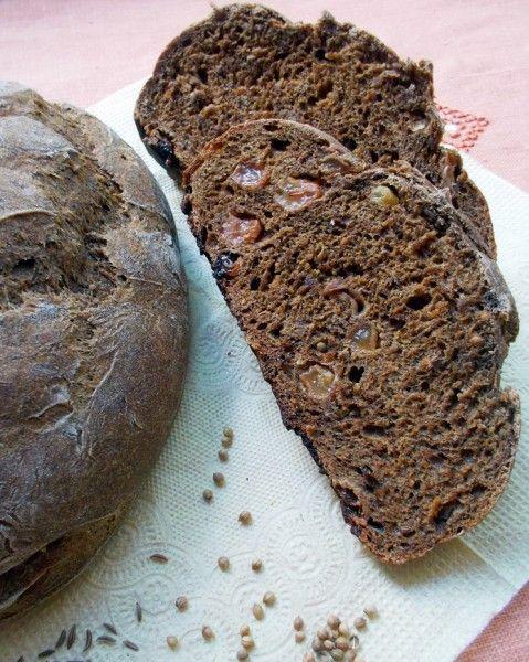 Бородинский хлеб в духовке