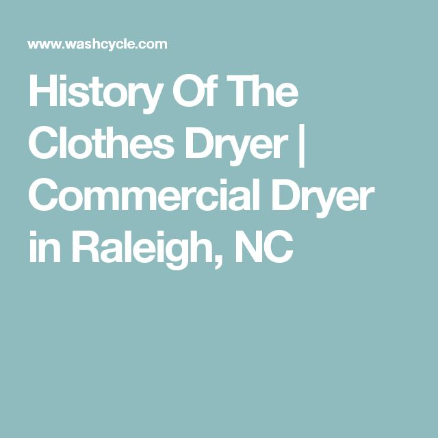 25 Best Ideas About Clothes Dryer On Pinterest Laundry