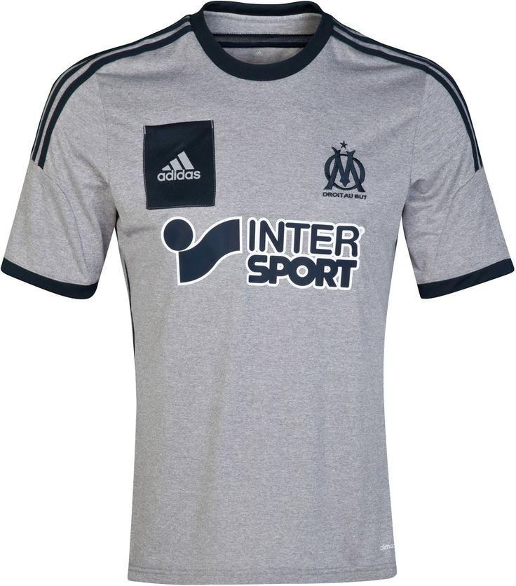 Marseille 2014-15 adidas Away