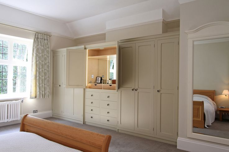 bespoke fitted dressing table - Google Search