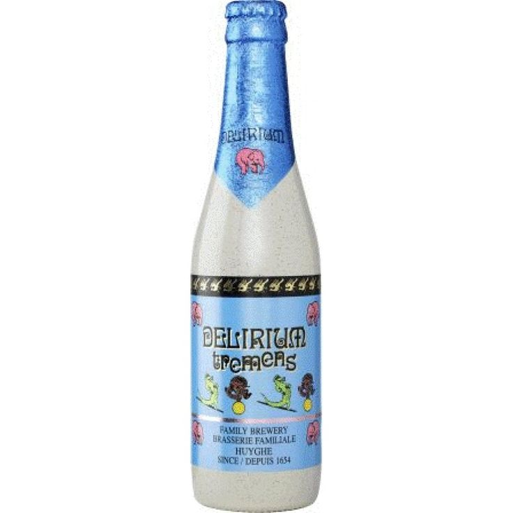 Cerveza Belga de tipo Ale Grado de alcohol 9º