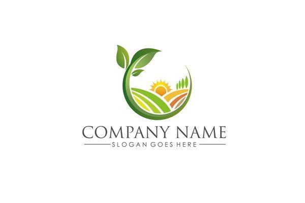 Logo for sale: Green Farmland Logo