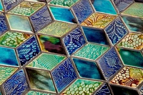 Image result for hand made ceramic tiles