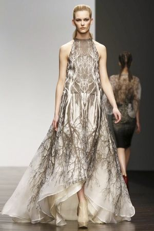 Maria Grachvogel Fall Winter Ready To Wear 2013 London