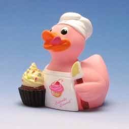 Cupcake duck (canard)