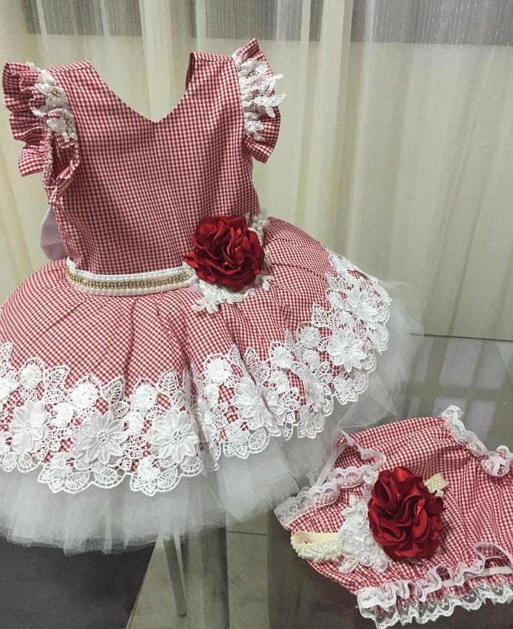 Todo vestido precisa de uma linda calcinha e tiara pra combinar! Pra compor o look tem que ser com @mimos_de_princesa_rn