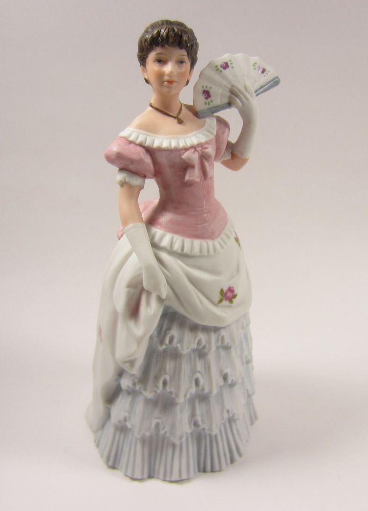 12 best images about victorian lady collection on Home interiors figurines homco