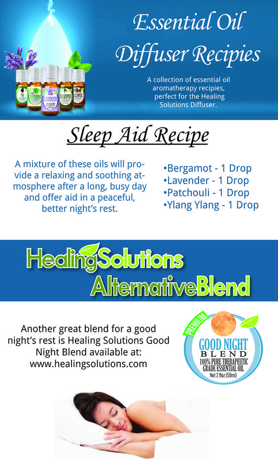 A good night sleep is essential to a great day! :D What is your favorite essential oil to help you sleep?: