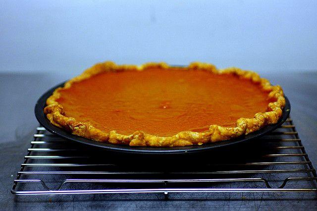 Smitten Kitchen: Silky Smooth Pumpkin Pie. This is the ...