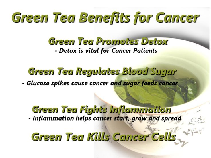 Green tea benefits for cancer. Read about the keys to fighting cancer in Cancer Decoded: http://www.amazon.com/dp/B00OX7G3HA
