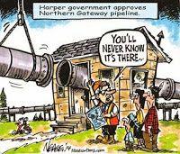 Satire Cartoon Steven Harper