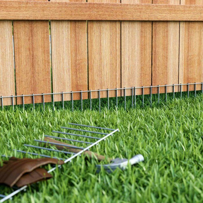 24 x 100 Feet Dig Proofer Kit for Preventing Digging Under Fence