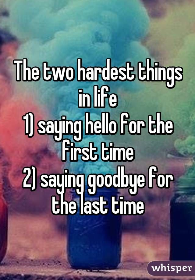 1000+ Saying Goodbye Quotes on Pinterest  Quotes To Boyfriend, Relationship ...