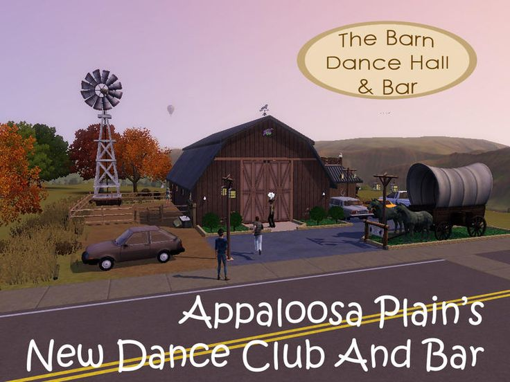 Trying to make a modern club in traditional, rural Appaloosa Plains is a difficult task. But take an old barn and updating it into a hot-spot for club-hoppers and the issue is gone! Filled with...