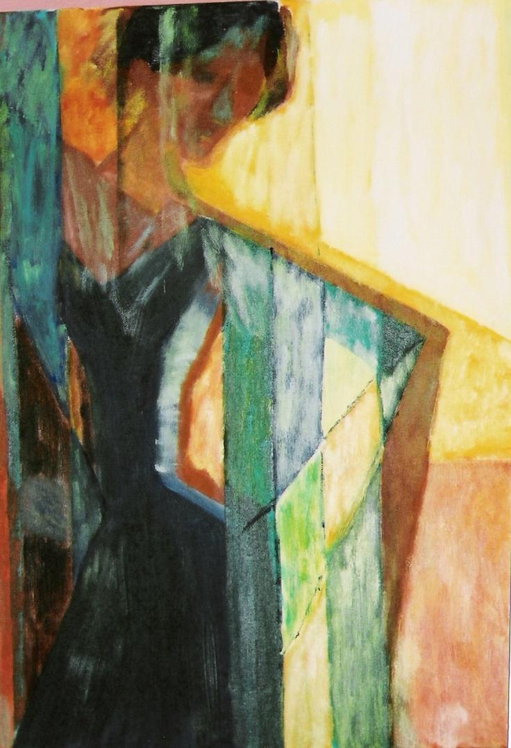 Copy of Kupka - Oil