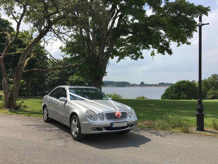 Modern Mercedes Wedding Car Meath Dublin travel