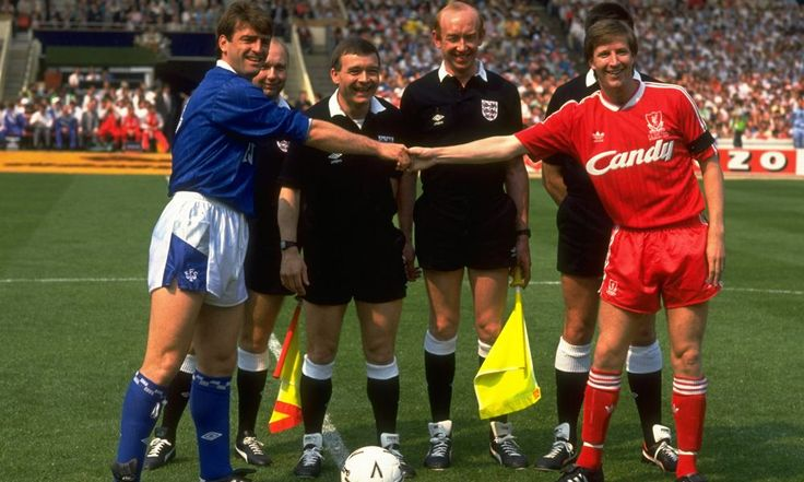 In pictures: How LFC won the Merseyside derby FA Cup final on this day in 1989