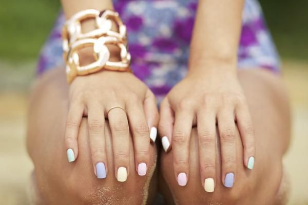 Pastels: Naildesign Nailpolish, Nails Design, Nailart Nailsdesign, Summer Nails, Pastel Nails, Nails Ideas, Pretty Pastel, Nailart Naildesign, Pastel Color