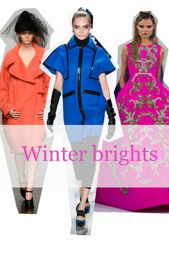 8.The hottest fashion trends for autumn/winter 2013