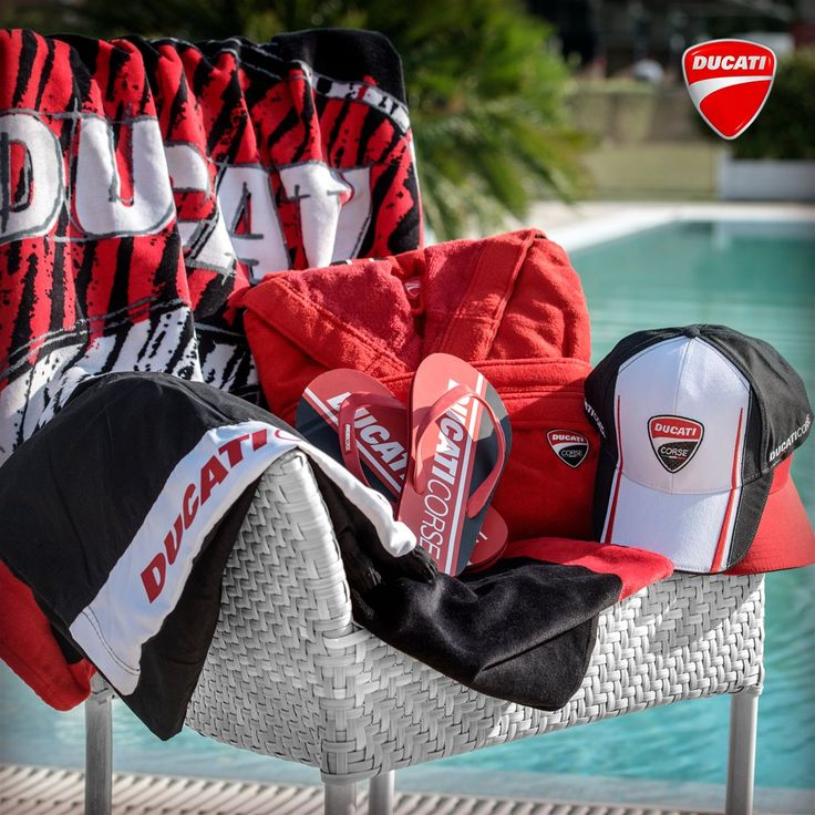 Ducati clothing show your passion :)