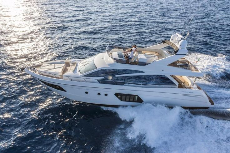 2018 Absolute 64 FLY Power Boat For Sale - www.yachtworld.com