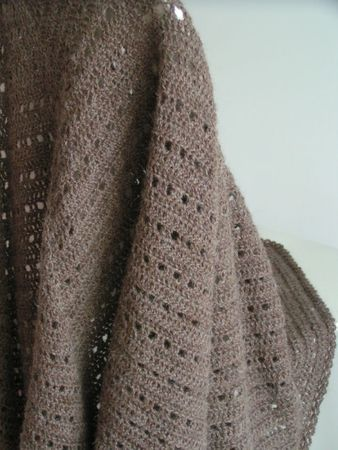 Eva s Shawl Crochet Pattern : 1000+ images about Crochet Evas shawl on Pinterest Lace ...