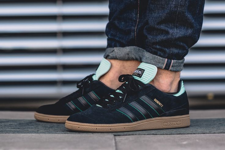 "adidas Busenitz ""Ice Green"" - EU Kicks: Sneaker Magazine                                                                                                                                                                                 More"
