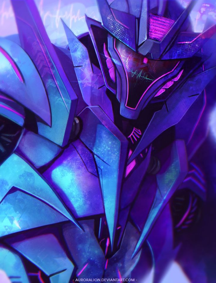 Been rewatching Transformers Prime since I haven't so for quite a long time and man do I miss that series D: So I was very much in the mood to paint Soundwave and just have some fun with it while l...