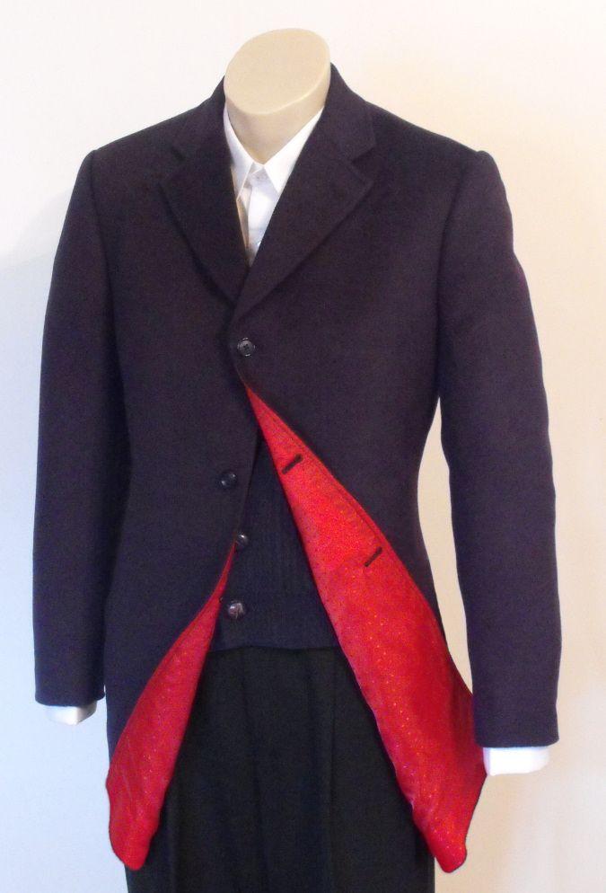 Capaldi Jacket by Magnoli Clothiers