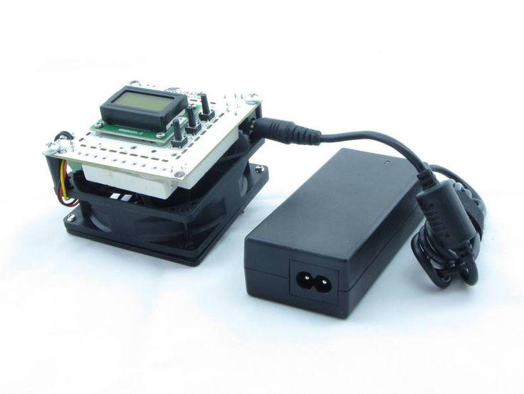 Incukit Dc For Desktop Egg Incubator Proportional