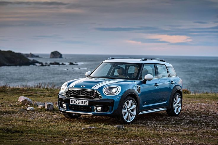 4-door MINI Countryman Coupe set to arrive in 2018, will take slot left by Paceman