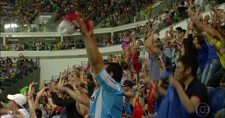 Olimpíada revela ao mundo o jeitinho brasileiro de torcer