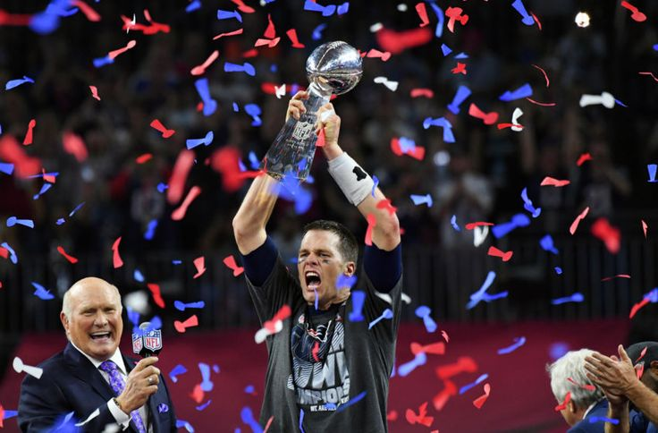 New England Patriots: Tom Brady named best quarterback over 30 years old