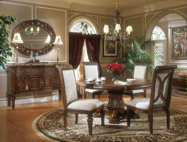 Find This Pin And More On Decor Cl Ssico The Villagio Formal Oval Dining  Room Collection 1270319 Best Classic Dining Rooms Images On Pinterest Part 63