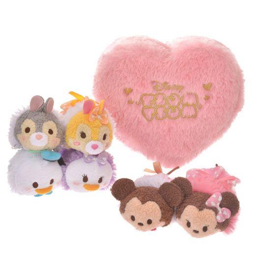 Valentines Day Tsum Tsum Set Coming Soon