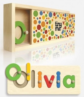Personalized puzzle- had one of these when I was a kid!