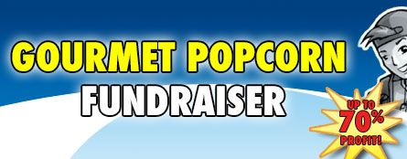 The ABC Fundraising® Gourmet Popcorn Fundraiser with up to 70% Profit! Great For Schools, Churches, Youth Groups, Sports Teams and More. Get Started At http://www.abcfundraising.com/popcorn-fundraiser.htm