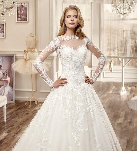 E svadobne saty krajkove svadobny salon valery nicole sv11
