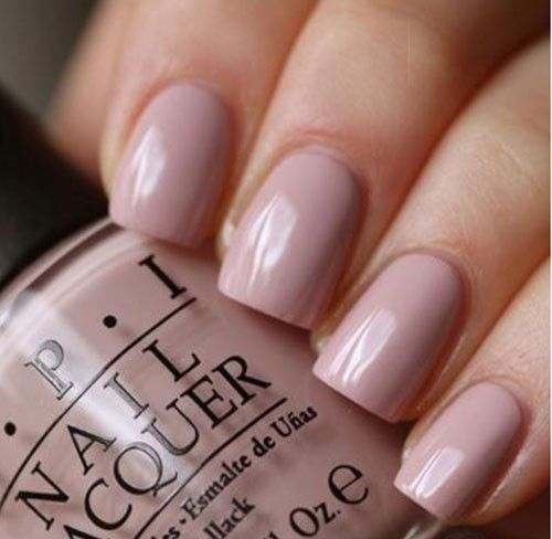 Tickle My France-y | OPI - Me loves this neutral shade with just a hint of lavender.